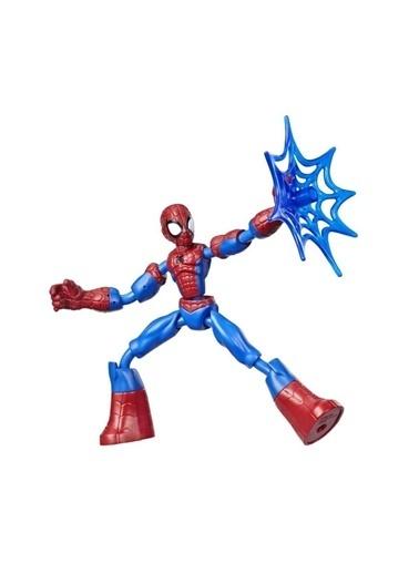 Hasbro Spider-Man Bend & Flex Spider-Man Figür Renkli